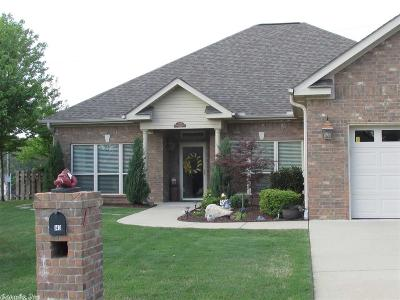 Hot Springs Single Family Home New Listing: 140 Forest Lakes Boulevard