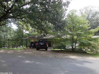 Little Rock Single Family Home New Listing: 6801 Talmage Drive