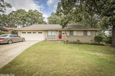 North Little Rock Single Family Home New Listing: 6717 Navajo Trail