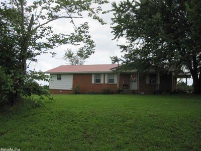 Searcy Single Family Home New Listing: 4591 W Hwy 36