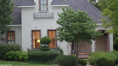 Little Rock AR Single Family Home New Listing: $747,900