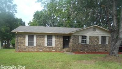 Benton Single Family Home New Listing: 1514 Lenore Drive