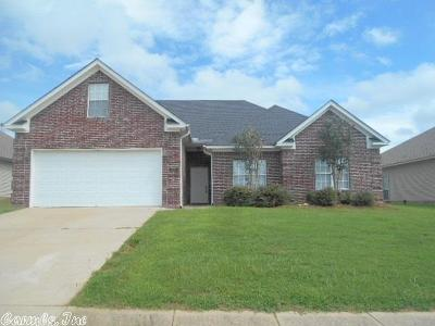 Bryant Single Family Home New Listing: 2815 Mary Kathryn