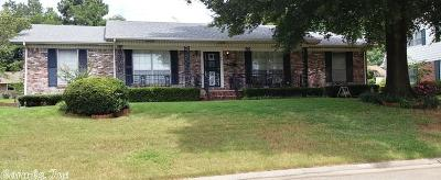 North Little Rock Single Family Home For Sale: 901 Cherry Hill Drive