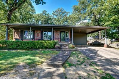 Little Rock Single Family Home New Listing: 4 Nob View Circle