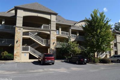 Little Rock Condo/Townhouse For Sale: 100 Vallon Lane #111