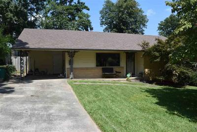 Little Rock Single Family Home New Listing: 100 Indian Trail
