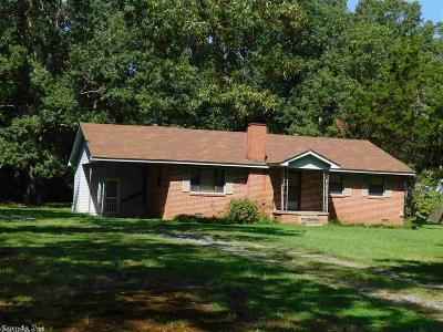 White Hall AR Single Family Home For Sale: $93,900