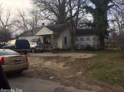 Pine Bluff Single Family Home For Sale: 619 W 23rd Avenue
