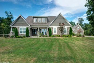 Little Rock Single Family Home For Sale: 3000 Montrose Circle