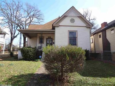 Single Family Home For Sale: 1219 S Park