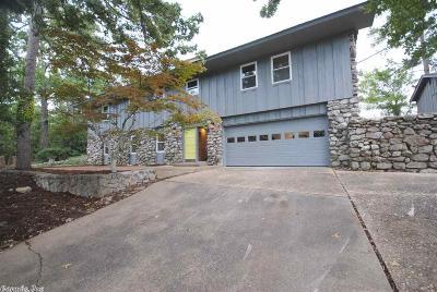 Roland Single Family Home Price Change: 15 Rock Ridge Road