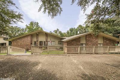 North Little Rock Single Family Home Price Change: 19 East Lake Drive #Lakewood