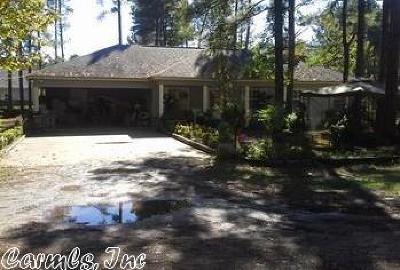 Arkadelphia Single Family Home For Sale: 1 Fossil Ridge