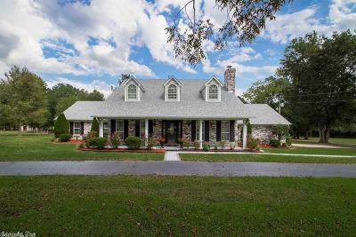 Jacksonville Single Family Home For Sale: 9118 Batesville Pike