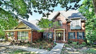 Maumelle Single Family Home For Sale: 5 Nicklaus Drive