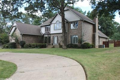 North Little Rock Single Family Home For Sale: 16 Lakewood Drive