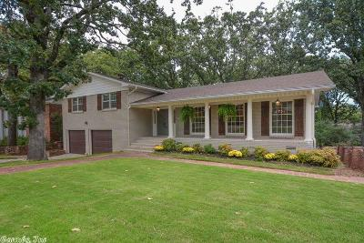 North Little Rock Single Family Home For Sale: 3412 Pope Ave