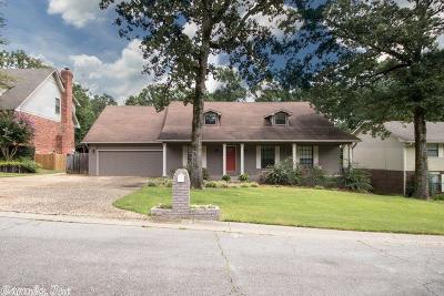 North Little Rock Single Family Home For Sale: 28 Dove Creek