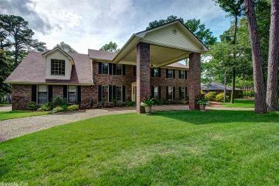 Little Rock Single Family Home Price Change: 32 Woodberry Road