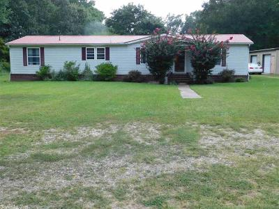 Pine Bluff Mobile/Manufactured For Sale: 6208 Rayhan Rd.