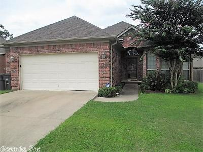 Jacksonville Single Family Home For Sale: 1709 Troop Ct.