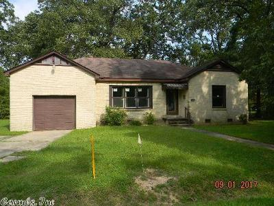 Pine Bluff Single Family Home For Sale: 3203 S Linden