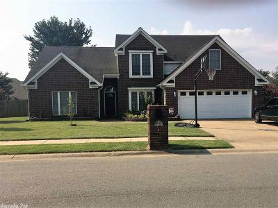 Benton Single Family Home For Sale: 3007 Turnberry