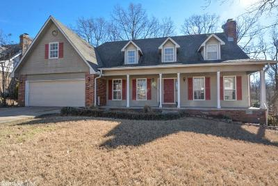 North Little Rock Single Family Home For Sale: 2112 Covington