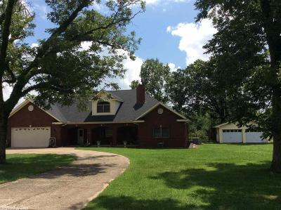 Garland County Single Family Home For Sale: 1709 Rock Springs Rd Road