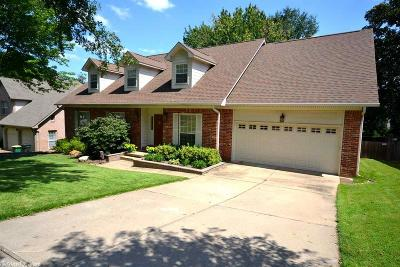 Little Rock Single Family Home For Sale: 13807 Longtree Drive