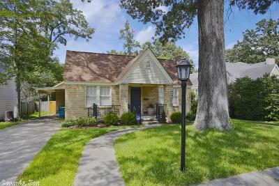 Single Family Home For Sale: 5130 P Street
