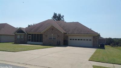 Jacksonville Single Family Home For Sale: 1503 Lost Creek Dr