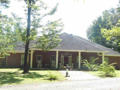 Pine Bluff Single Family Home For Sale: 2610 Divoky Road