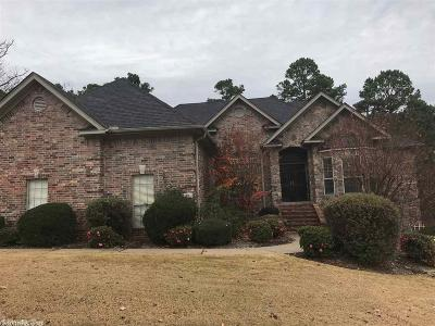 Little Rock Single Family Home For Sale: 18 Margeaux Drive