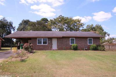 Nashville AR Single Family Home For Sale: $84,900