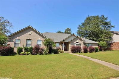 Benton Single Family Home For Sale: 5107 Congressional