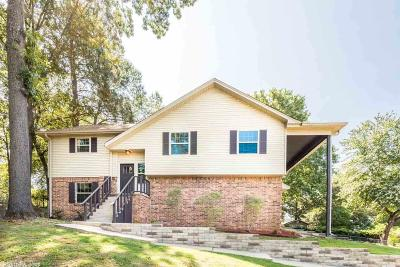 Bryant Single Family Home For Sale: 38 Bradley Drive