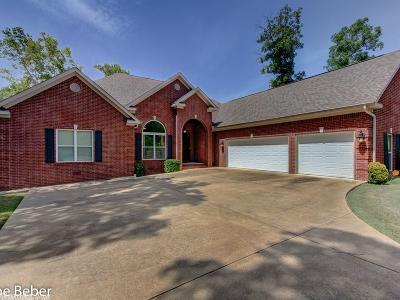 Garland County Single Family Home For Sale: 123 Hidden Eagle Terrace