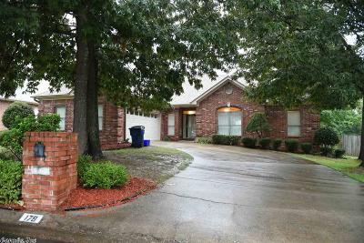 Maumelle Single Family Home For Sale: 179 Lily