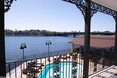 Garland County Condo/Townhouse For Sale: 106 Grand Isle Dr #1D