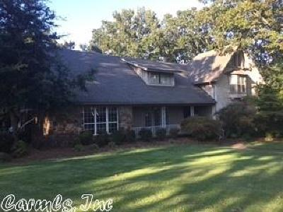 North Little Rock Single Family Home For Sale: 711 Silverwood Trail