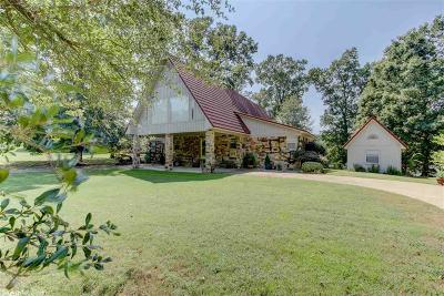 Garland County Single Family Home For Sale: 117 Lost Lake Point