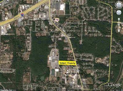 Bryant, Alexander Residential Lots & Land For Sale: 1101 N Reynolds Road
