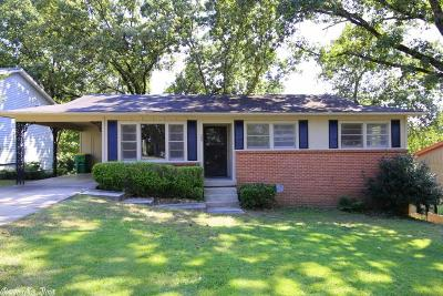 North Little Rock Single Family Home For Sale: 306 W 34th Street