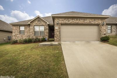 Bryant Single Family Home For Sale: 3330 Moss Creek Dr.