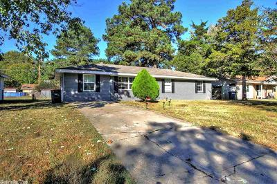 Jacksonville Single Family Home For Sale: 608 Cheryl Lane