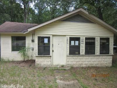 Pine Bluff Single Family Home For Sale: 601 S Hardin Reed
