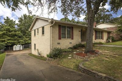 North Little Rock Single Family Home For Sale: 3505 McCord