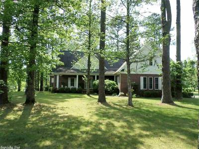 Bryant, Alexander Single Family Home New Listing: 1050 Silver Leaf Drive